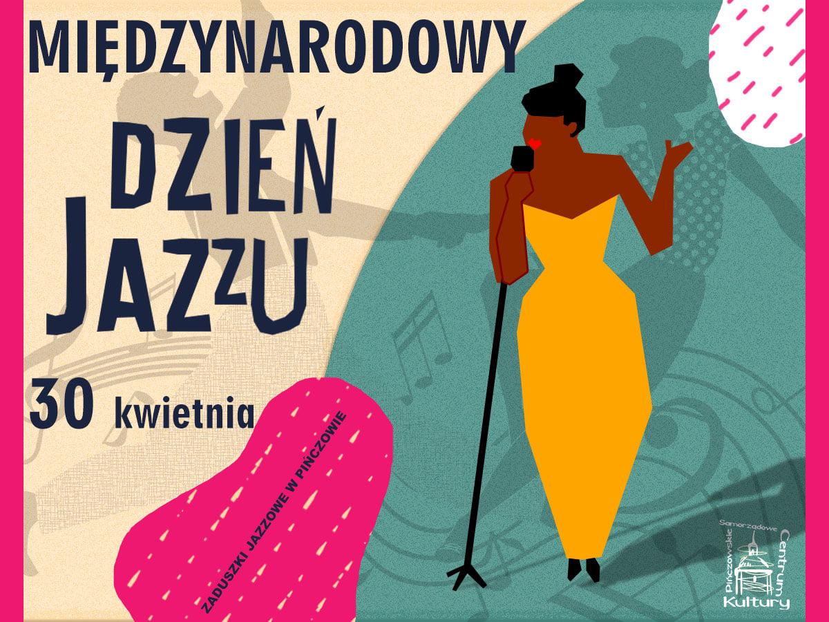 życzenia z okazji Miedzynarodowego Dnia Jazzu